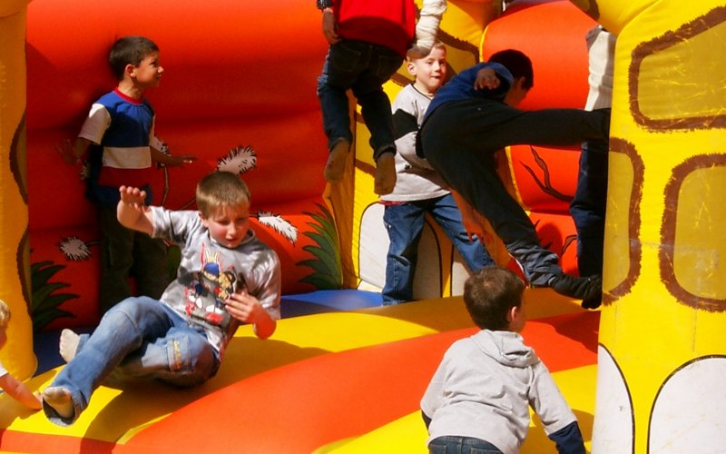 Bouncy Castle Hire York