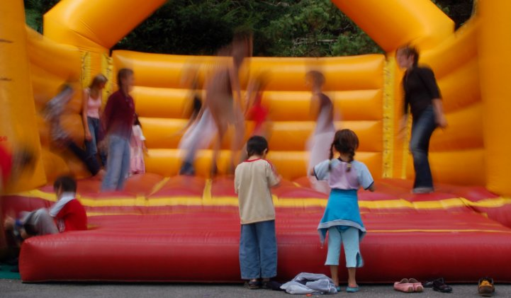 Children's Party Bouncy Castles